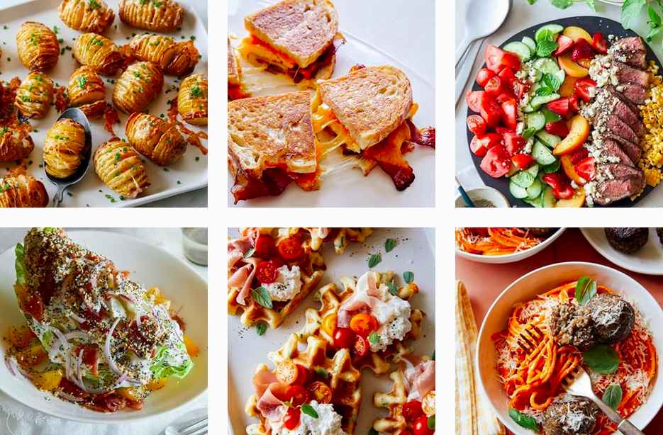 Spoon Fork Bacon on Instagram
